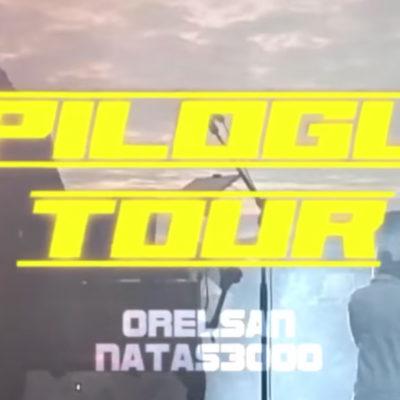 Epilogue Tour #2 - Natas3000 - Boulogne-Sur-Mer, Spa, Paris