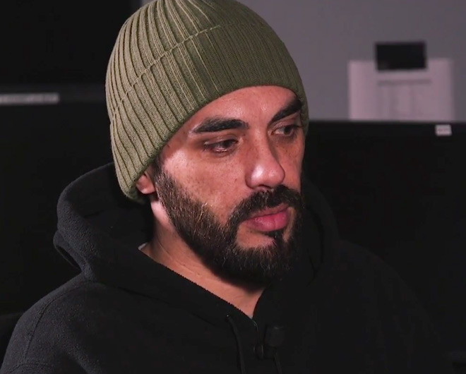 Gringe interview sur Mouv